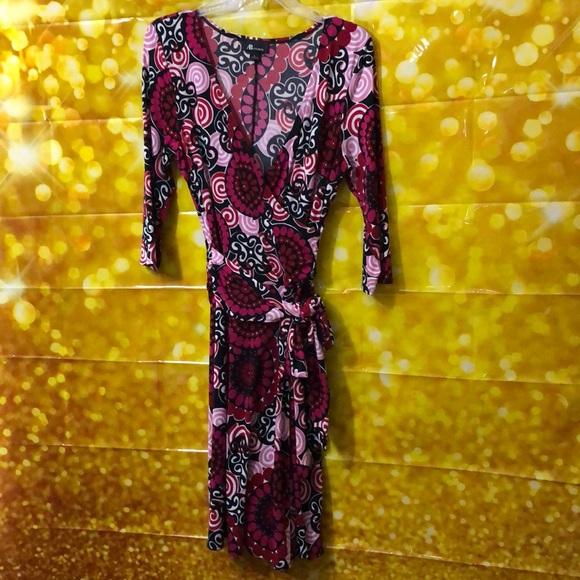 AB Studio Dresses & Skirts - Beautiful wrap dress